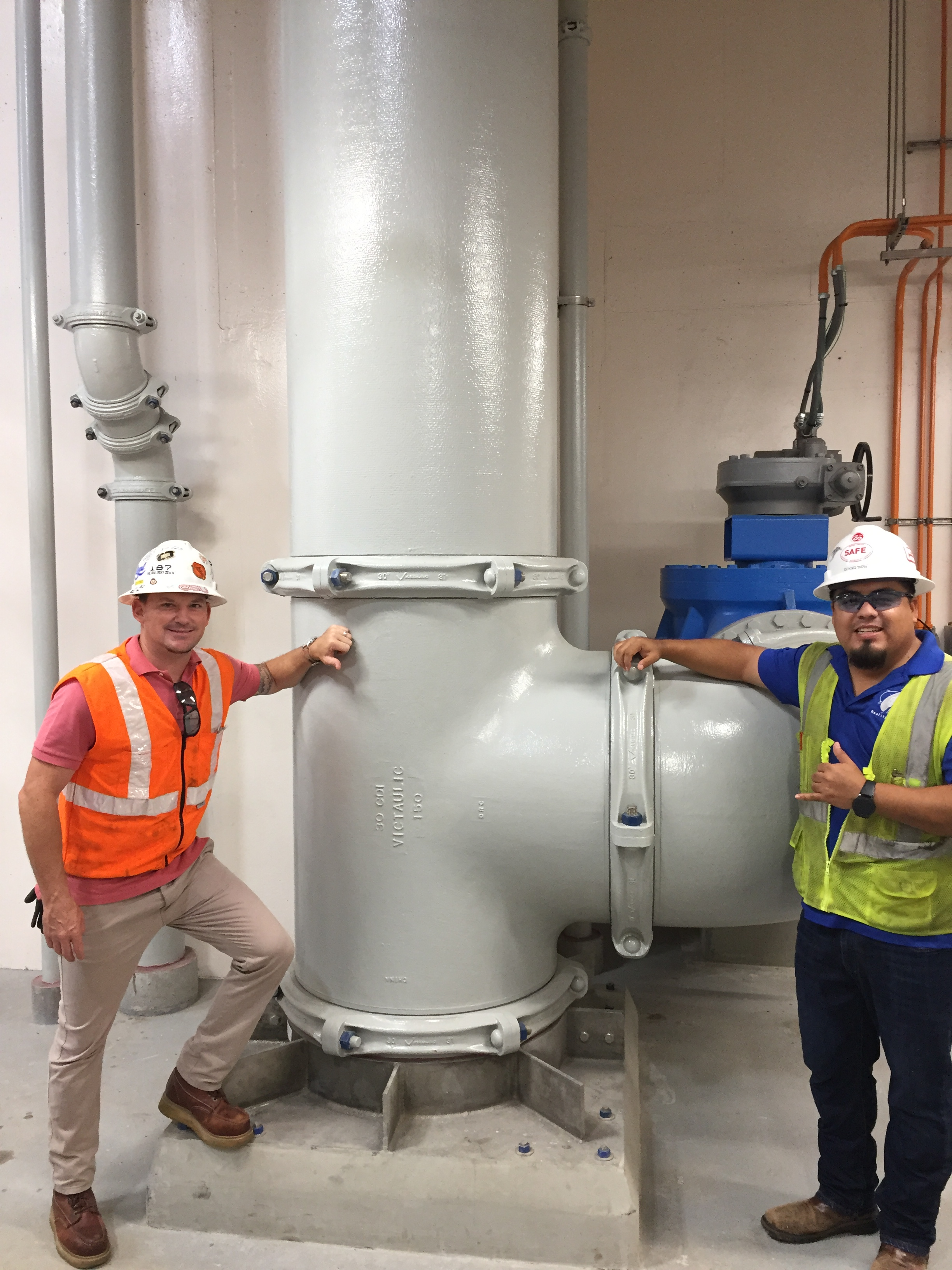 Wastewater Treatment Plant Upgrade: Stemming the Tide