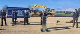 Wilo USA breaks ground on new HQ