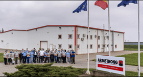 Armstrong Fluid Technology invests in new facility in Romania