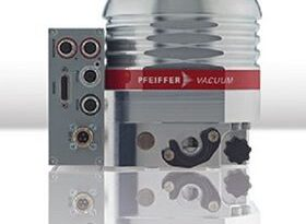 Pfeiffer Vacuum presents new turbopumps