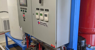 Pumps Support Alternative to Potable Water