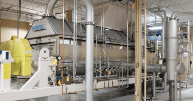 Belt Filter Press Shines in Tennessee