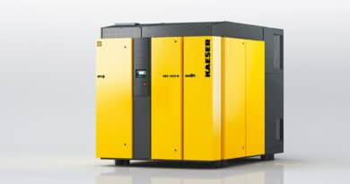 HBS Screw Blower Fills Critical Niche for Mid-Size WWTPs