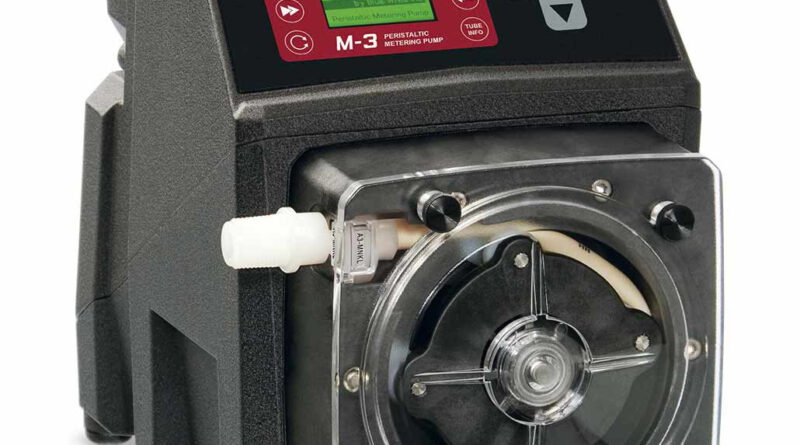 ProSeries-M® M-2, M-3, and M-4 Peristaltic Metering Pumps