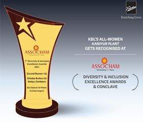 KBL wins awards for diversity and competitiveness