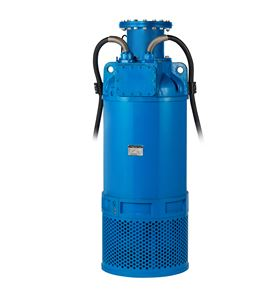 Tsurumi expands LH-series of submersible pumps
