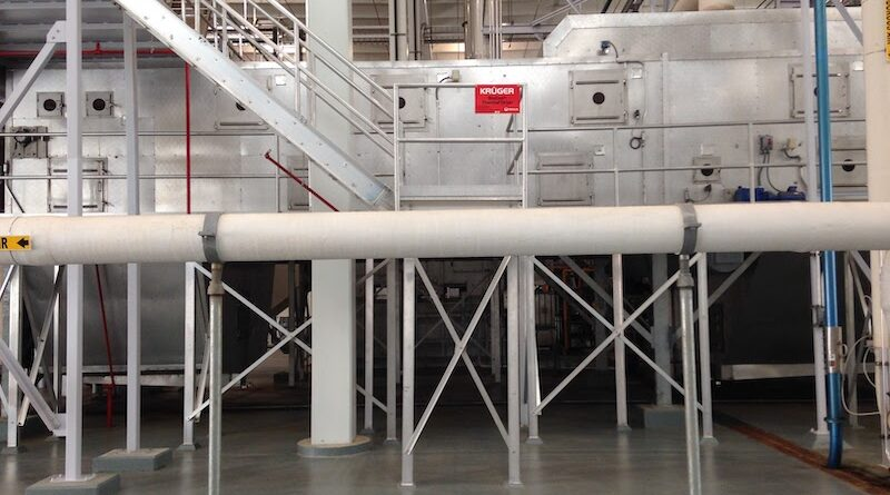 Achieving Strict Regulatory Standards in an Ever-Growing Population: Western Wake Regional Water Reclamation Facility
