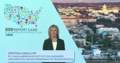 ASCE Infrastructure Report Card: Drinking Water, Wastewater & Storm Water Grades