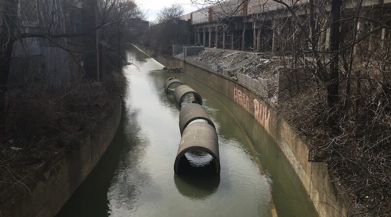 Derby City Combined Sewer Overflow Solution