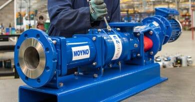 EZstrip Moyno Pump
