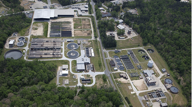 Mitigating Struvite at North Durham Water Reclamation Facility