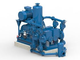 Abel wins HMQ pump order for French project