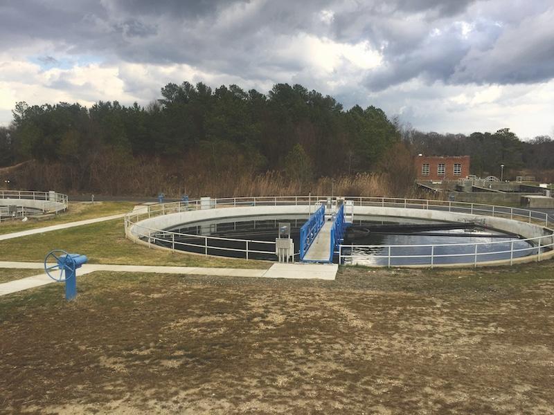 Chesapeake Bay Nutrient Removal