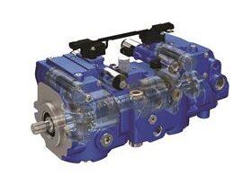 Eaton introduces new pump & motor portfolio