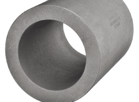 Graphalloy bushings and screw compressor pumps
