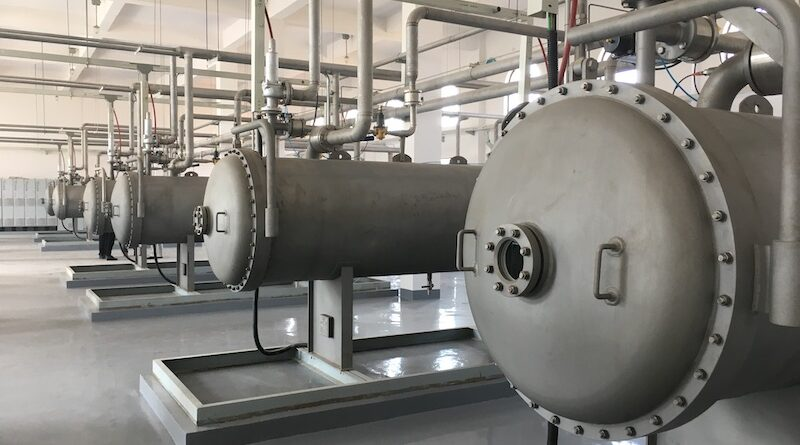 Ozone for Industrial Water Treatment