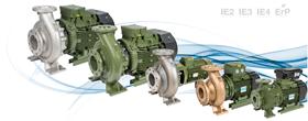 SAER enlarges range of close coupled pump series