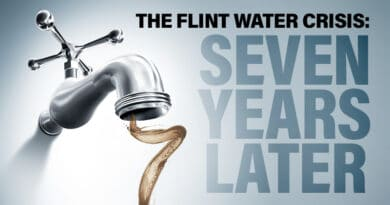 The Flint Water Crisis: 7 Years Later