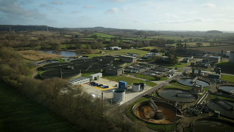 The Future of Wastewater Treatment Plant Energy Management