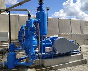 Abel commissions 2 HMD pumps in France
