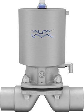 Alfa Laval extends diaphragm valves range