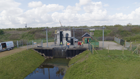 Bedford Pumps completes fish-friendly installation