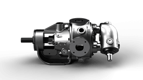 EnviroGear offers jacketing for internal gear pump