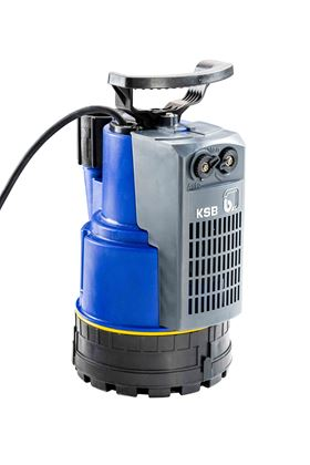 KSB launches new line of submersible pumps