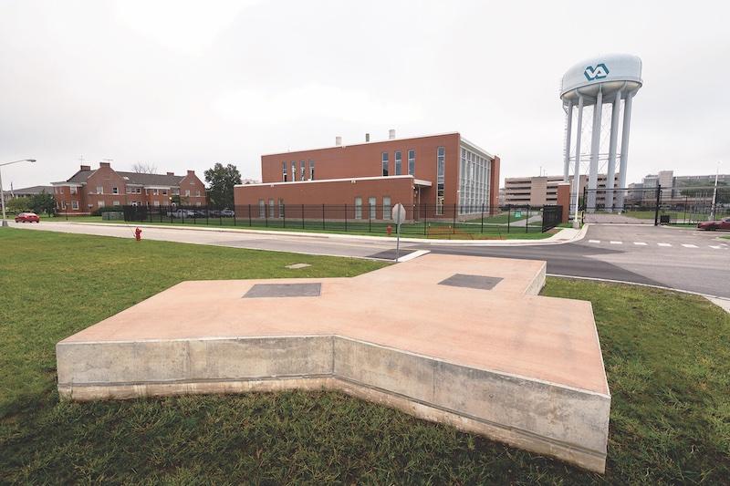 Veterans Hospital Relies on BILCO