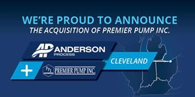 Anderson Process buys Premier Pump