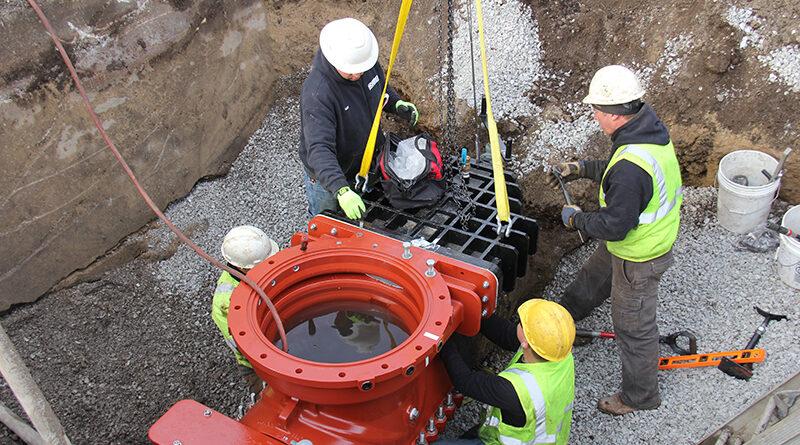 Insta-Valve 20-24 Isolates Potentially Dangerous Leak Under Railroad Tracks
