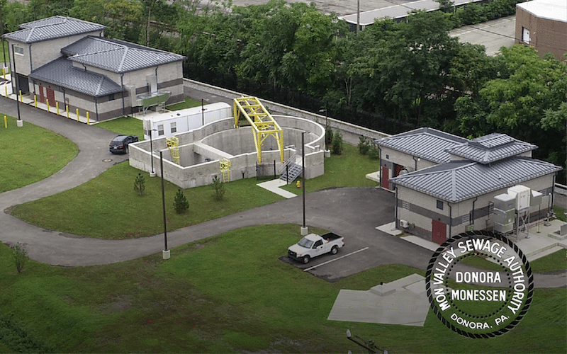 Leading by Example: New CSO Treatment Systems at Mon Valley Sewage Authority Provide a Roadmap for Other Communities to Follow