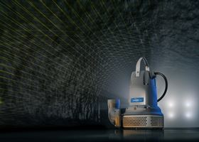 Xylem unveils industrial dewatering pump