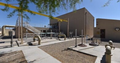 Arizona Water Reclamation Facility Includes Array of BILCO Products