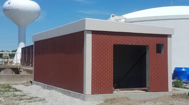 Precast Concrete Sandwich Panel Buildings Provide Protection & Performance