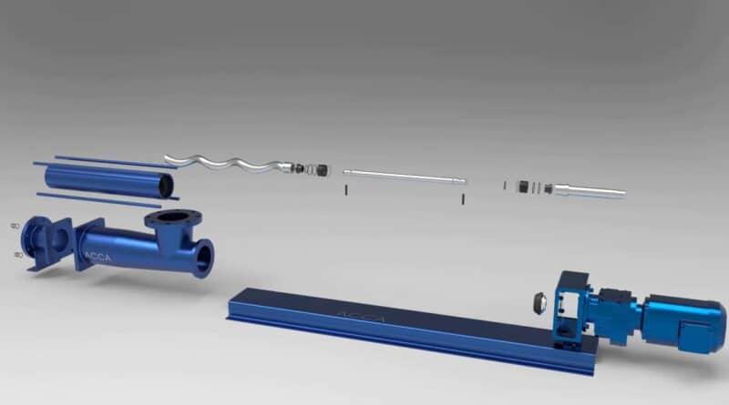 Netzsch Pumps – Progresssing Cavity Pumps