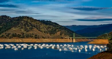 California Shuts Down Major Hydroelectric Plant Due to Low Water Levels at Lake Oroville
