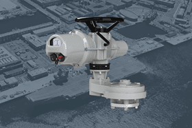 Rotork assists BAE Systems in naval base actuator upgrades