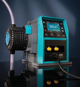 Watson-Marlow unveils latest chemical metering pump