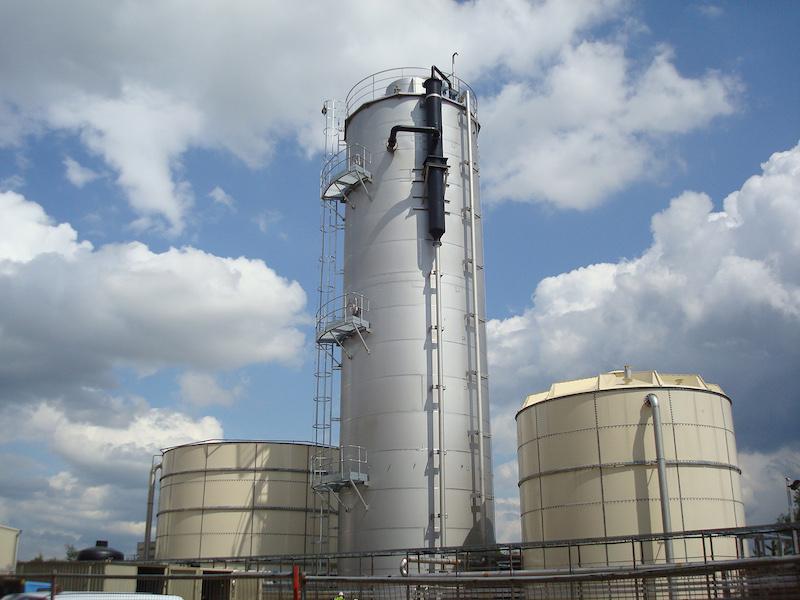 Anaerobic Industrial Wastewater Treatment