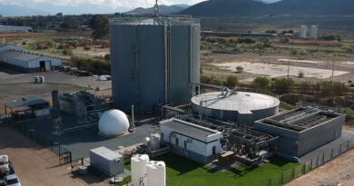 Conversion of Fats and Proteins into Biogas