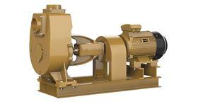KBL's ultra-efficient self-priming coupled pumpset