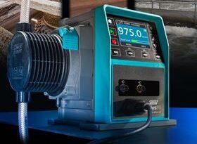 Watson-Marlow expands chemical metering pump series