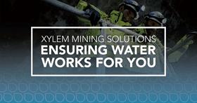 Xylem showcases mining solutions' portfolio